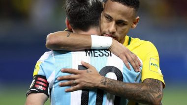 Read What Neymar told Messi ahead Of Copa America final