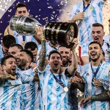 MESSI: Lessons To Learn From Argentina's Copa America Win