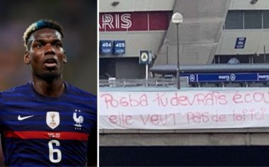 PSG Fans Reject Pogba: See Details