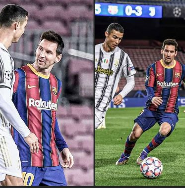 Messi, Ronaldo Sets to Meet Again - See Full Details