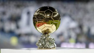 Ten Candidates For The Ballon D'or - shortlists announced