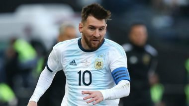 Messi singles out one Argentina player after semi-final win