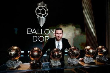 Messi is Positioning Himself as Number One Ballon d'Or Candidate - See Reasons
