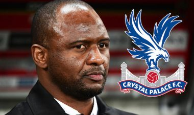 Arsenal legend Patrick Vieira appointed new manager - See Full Details