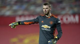 David de Gea determined to stay at Man Utd Give Reasons