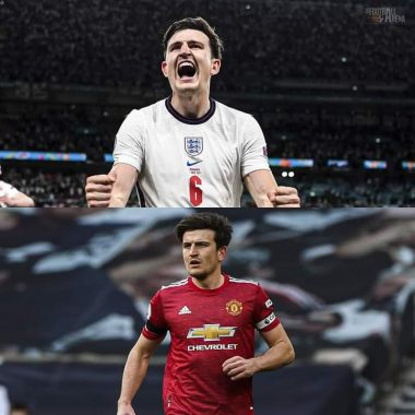Harry Maguire Made History At Euros, World Cup And Premier League - See Full Details