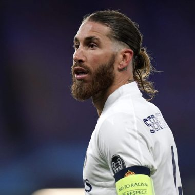 See Why Ramos Deletes Real Madrid From His Social Media Profiles