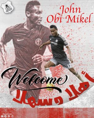 Mikel Dumps Stoke City For This New Club, State Reasons
