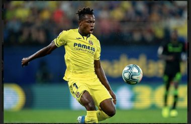 Chukwueze to join Iwobi at Everton - Read Transfer Details