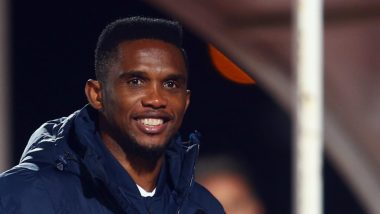 I didn't play with Messi, he played with me – Eto'o Reveals