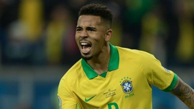 Gabriel Jesus banned from facing Argentina in Final - See Reasons