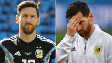 How Argentinian Citizens Requested Messi To Leave The National Team (Watch Video)
