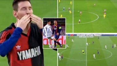Lionel Messi In A League Of His Own (Check This)