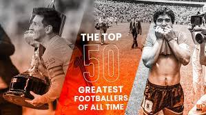 The 50 Greatest Player Of All Time Have Been Ranked ; See Full List