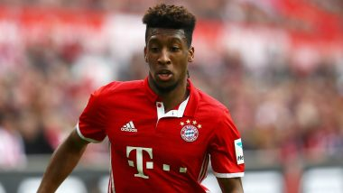 Coman in shock move to Chelsea - See Transfer Details