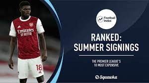 The best transfers of the 2021 summer window - ranked