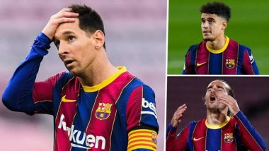 How Can Barcelona Raise €200m To Keep Messi - Read Full Details