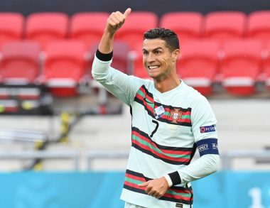 See Why Barcelona has Cristiano Ronaldo's posters at training ground