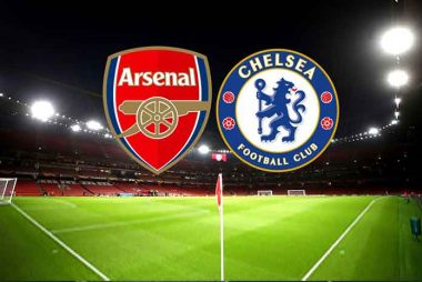 Arsenal's Predicted 4-2-3-1 Line-up Against Chelsea Today - See Formation