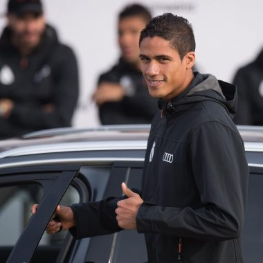 Manchester United Fix Date To Unveil Varane