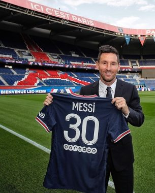 See Reason Messi Rejected His Iconic Number 10