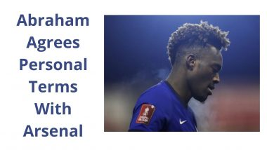Abraham Agrees Personal Terms With Arsenal - See Transfer Details