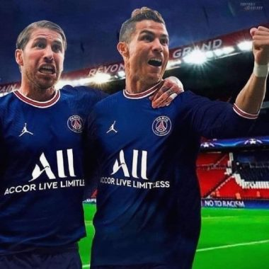 PSG Will Unite Ronaldo And Messi In 2022 - See How