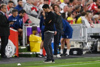 Mikel Arteta issues apology to Arsenal fans - Reveals Reason for the Defeat