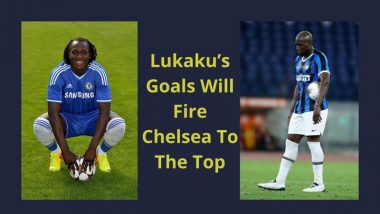 Lukaku's Goals Will Fire Chelsea To The Top -Tuchel Give Reason