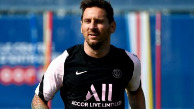 PSG: Lionel Messi Forced To Leave His Award Behind At Barcelona