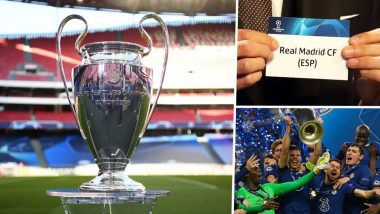 Champions League Group-stage Draw: All You Need To Know