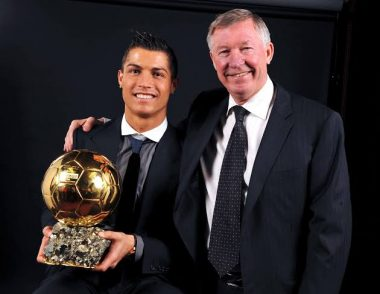 Ronaldo drops out of Europe's top five highest-paid players after Man Utd return [Top 10]