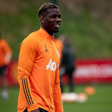 Pogba Snubs Ronaldo, Messi, As He Names Best Finisher He's Ever Seen