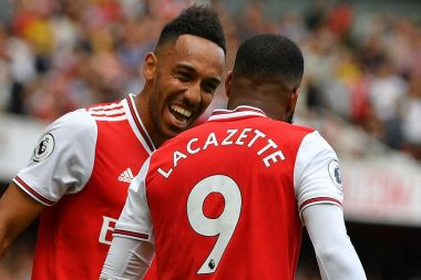 Barcelona to replace Messi with Lacazette, Aubameyang