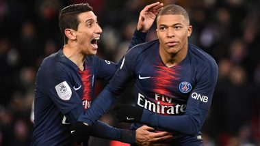 Lionel Messi: You'll not find better team – Di Maria tells Mbappe