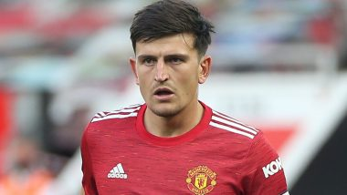 Harry Maguire names Man United's biggest title rivals this season