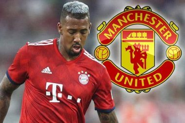 Jerome Boateng keen on Manchester United move - See Transfer Details