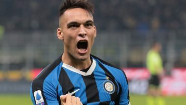 Arsenal offer two players in swap deal for Inter's Lautaro Martinez