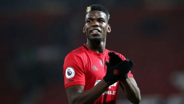 Pogba takes decision on future with Man Utd after Messi joins PSG