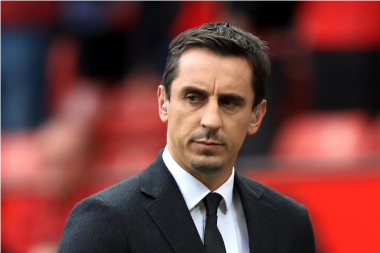 Gary Neville blames one Arsenal player for Gunners 2-0 defeat to Brentford