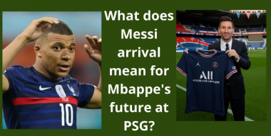 Why Mbape Need To Leave Because Of Messi