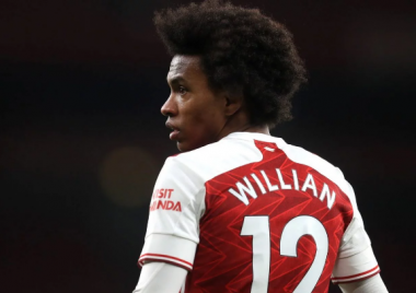 Willian in talks to leave Arsenal