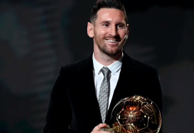Lionel Messi is the mega favorite for the 2021 Ballon d'Or