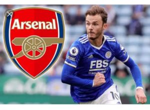 Transfer; Arsenal 'Offer Player With Cash Offer' For Leicester City Player