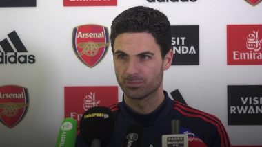 Arteta reveals why he is 'worried' about Arsenal team ahead of new season