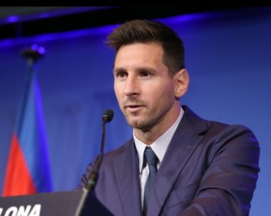 Messi's final message to ex-Barcelona team mates revealed