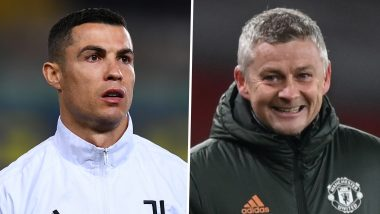 Solskjaer Dismisses Report Claiming Critiano Ronaldo Is Moving To Man City