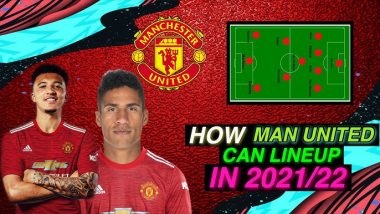 How Man Utd could line up in the 2021/22 season