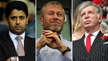 The Top 10 Richest Football Club Owners In The World Revealed