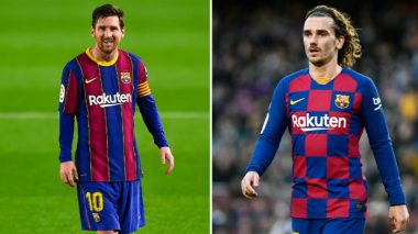 Barcelona Fans Blame Griezmann For Messi Exit - See Reasons
